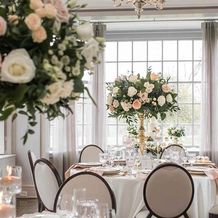 Xia and Weiqi's Super Intimate Wedding at the Elegant Estates of Sunnybrook