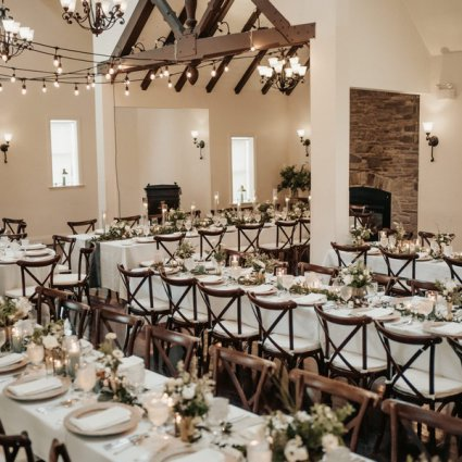 The Glenerin Inn & Spa featured in Sarah and Ross' Darling Wedding at the Glenerin Inn & Spa