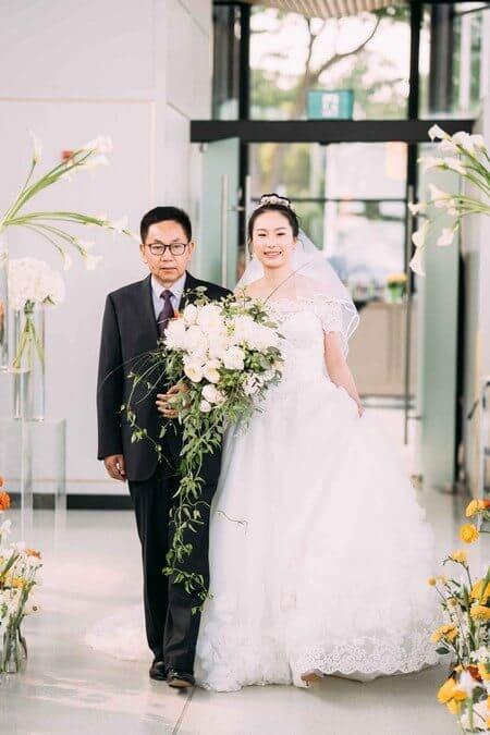 Wedding at Spencer's at the Waterfront, Burlington, Ontario, White by LaMemoir, 17