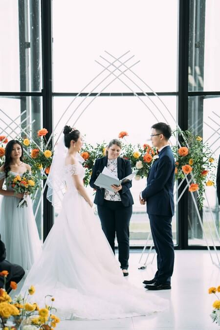 Wedding at Spencer's at the Waterfront, Burlington, Ontario, White by LaMemoir, 18