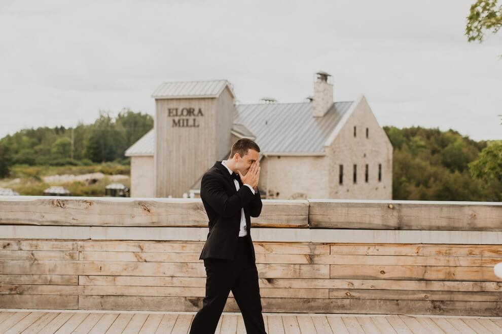 Wedding at Elora Mill Hotel & Spa, Halton Hills, Ontario, Brandon Taylor Photography, 15