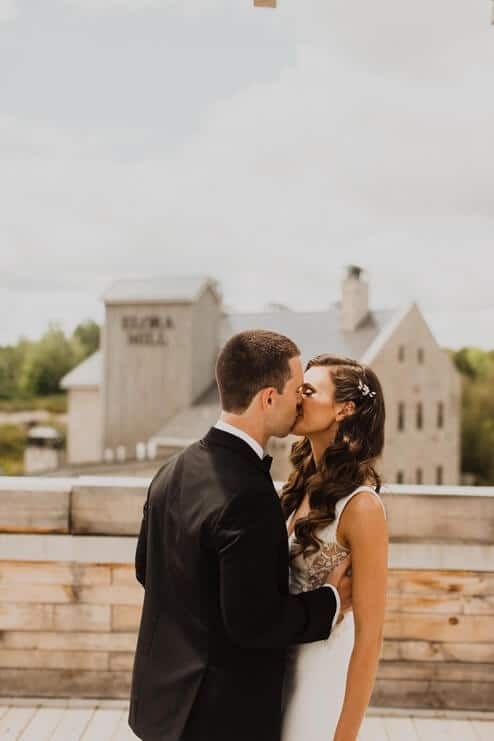 Wedding at Elora Mill Hotel & Spa, Halton Hills, Ontario, Brandon Taylor Photography, 17