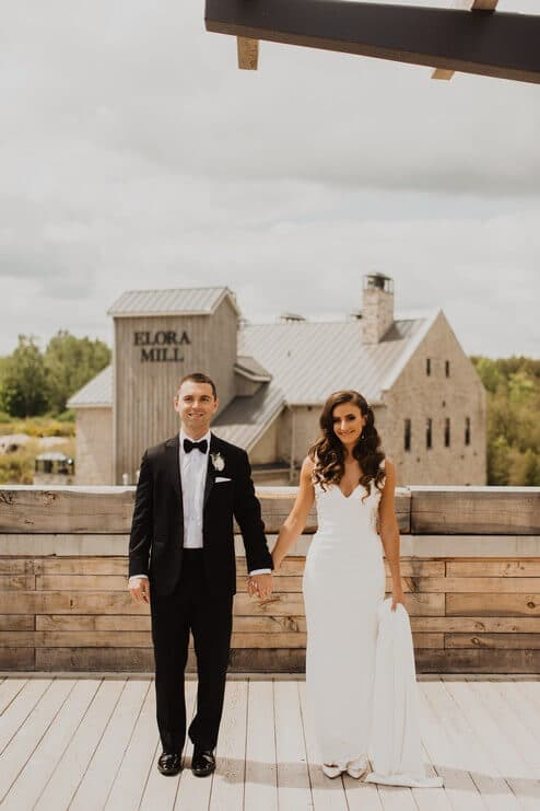 Wedding at Elora Mill Hotel & Spa, Halton Hills, Ontario, Brandon Taylor Photography, 18