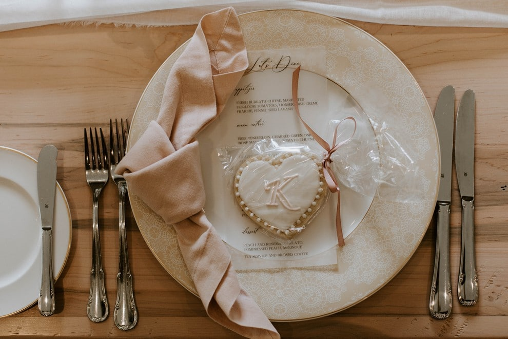 Romantic Elora Mill Wedding