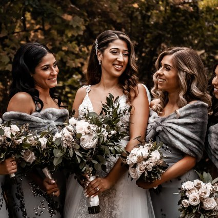 Carly Buma Photography featured in Vanessa and Matthew's Elegant Chateau Le Parc Wedding
