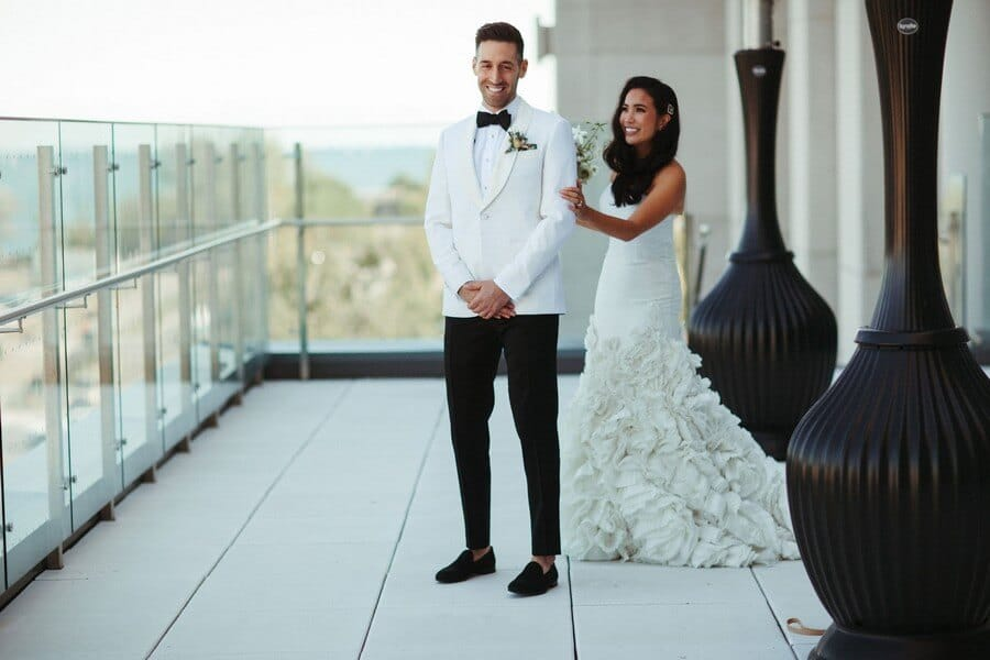 Wedding at Hotel X Toronto, Toronto, Ontario, Scott Wilson, 17