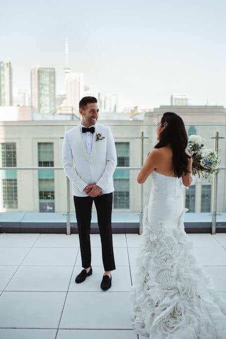 Wedding at Hotel X Toronto, Toronto, Ontario, Scott Wilson, 19