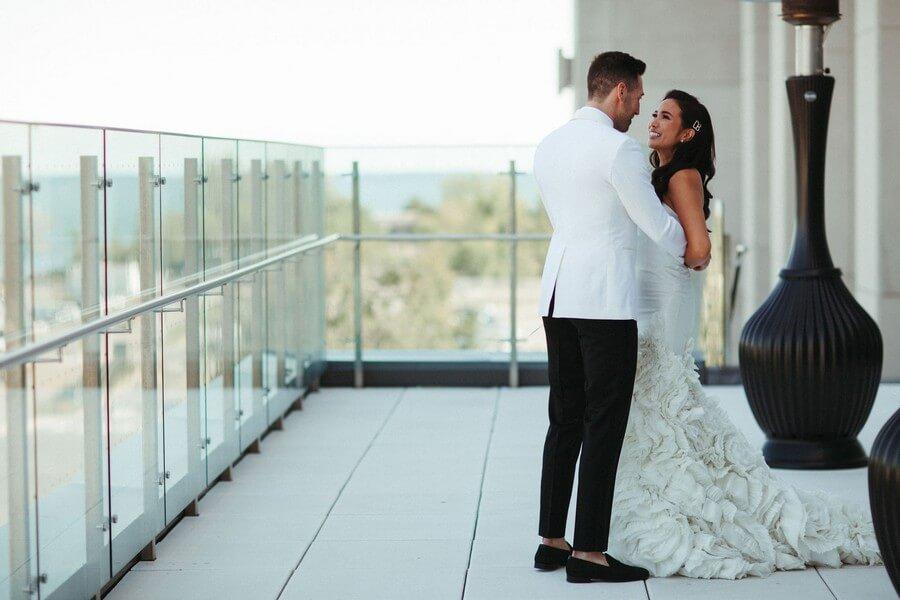Wedding at Hotel X Toronto, Toronto, Ontario, Scott Wilson, 20