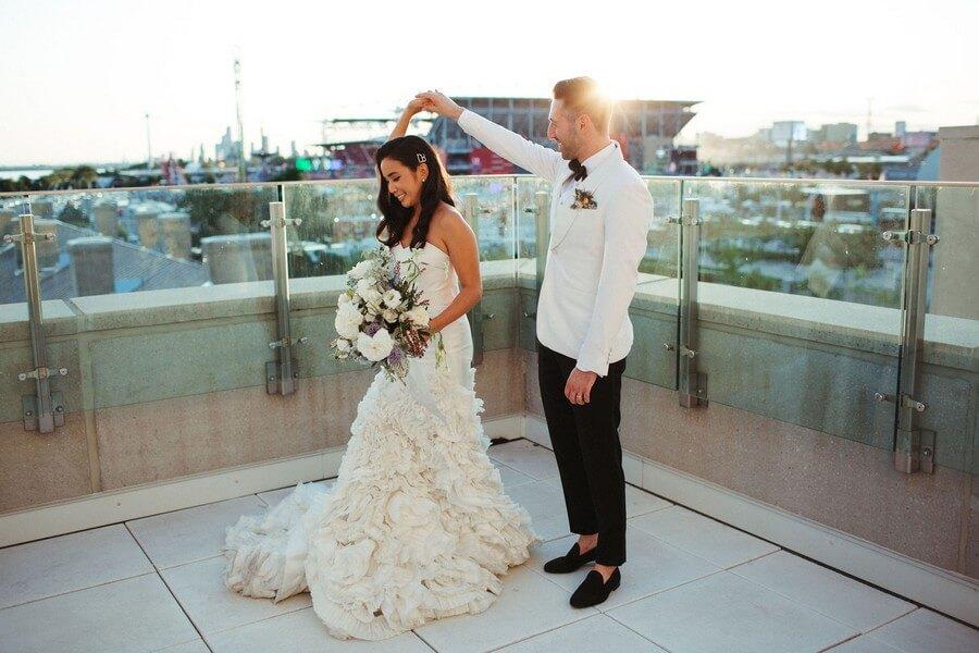Wedding at Hotel X Toronto, Toronto, Ontario, Scott Wilson, 23