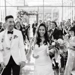 Thumbnail for Anita and Corey's Classic White Wedding at Toronto's Hotel X