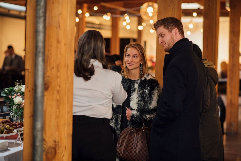 the third annual wedding open house at twist gallery, 8