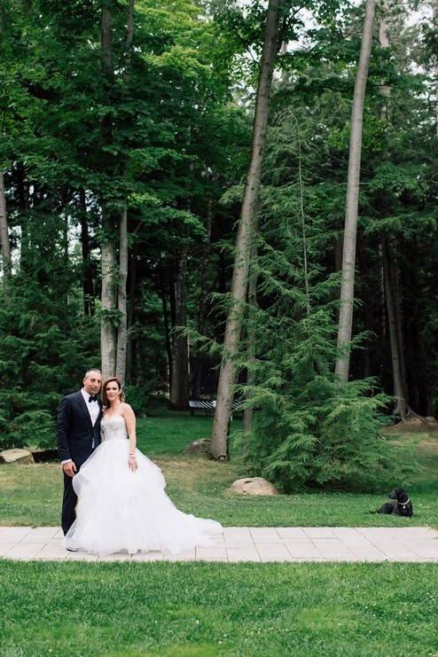15 toronto wedding planners share their favourite weddings from last season, 33