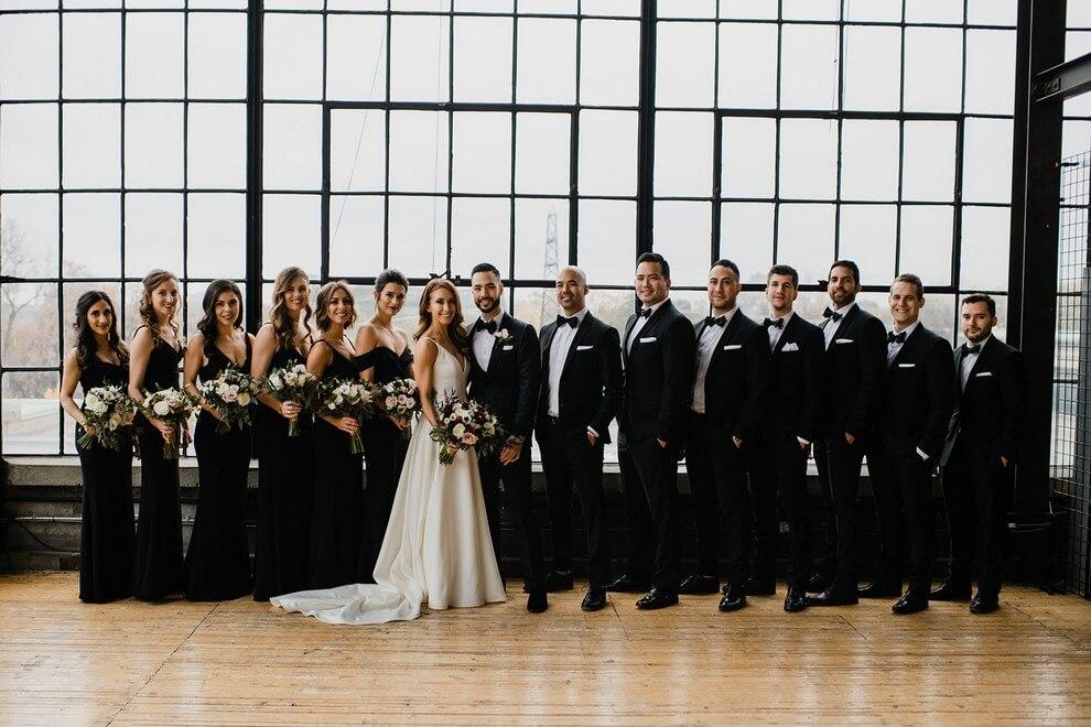 15 toronto wedding planners share their favourite weddings from last season, 37
