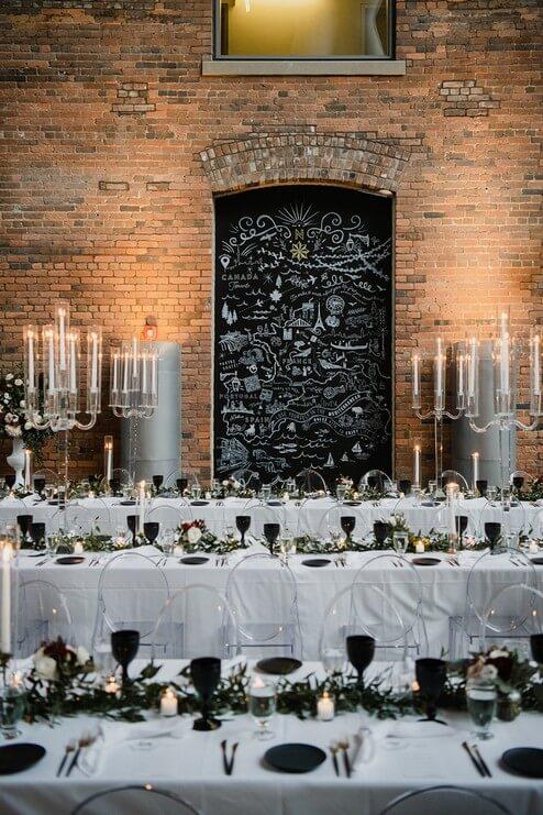 15 toronto wedding planners share their favourite weddings from last season, 35