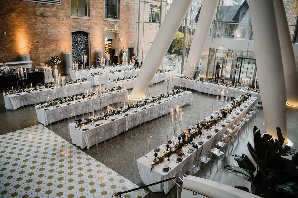 15 toronto wedding planners share their favourite weddings from last season, 34