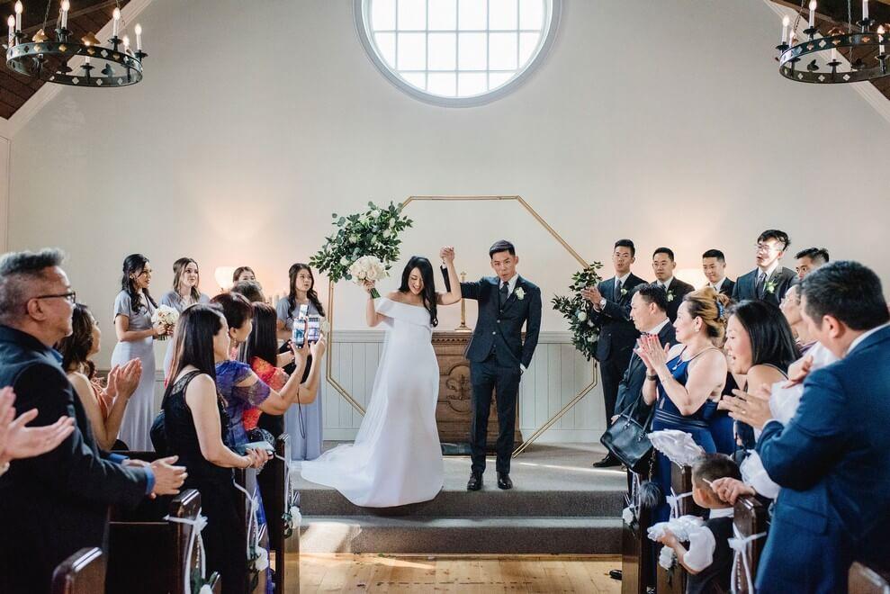 Doctor's House Wedding