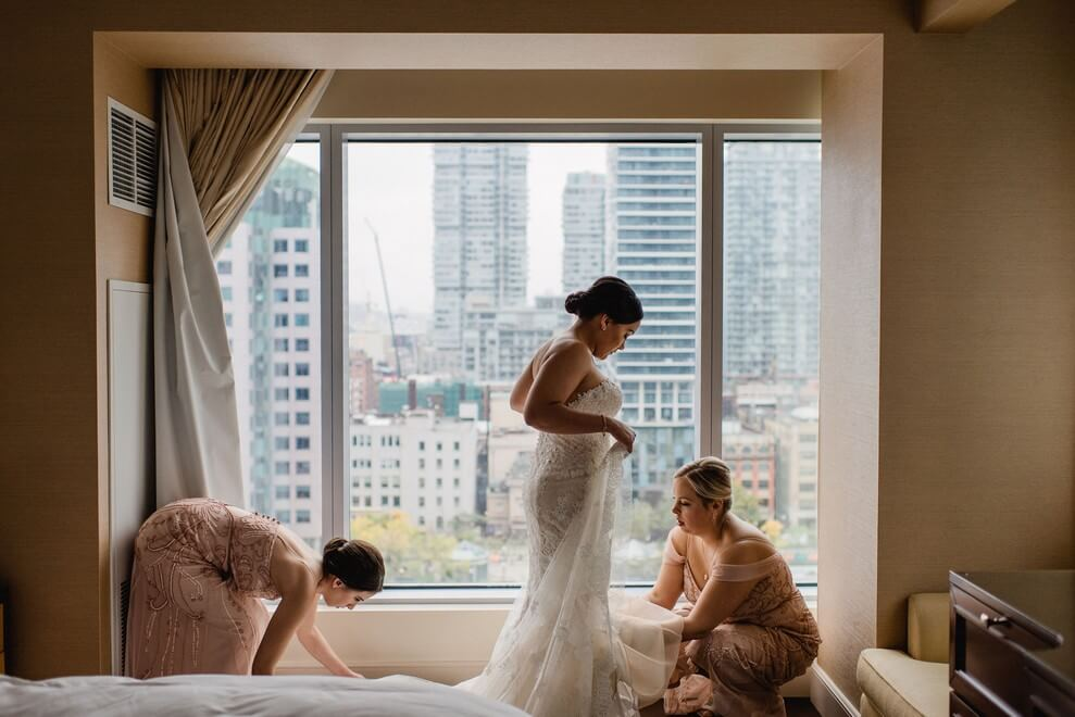 Wedding at Steam Whistle Brewery, Toronto, Ontario, Jacqueline James Photography, 3