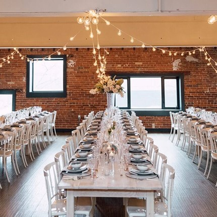The Very First Wedding Open House at The Broadview Hotel