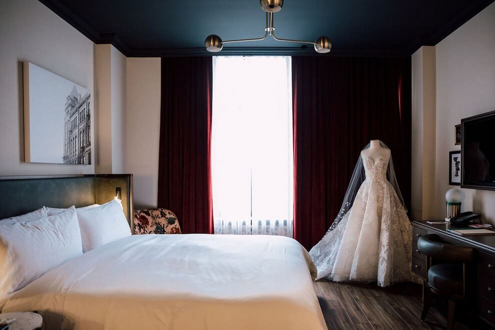 the very first wedding open house at the broadview hotel, 2