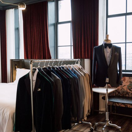 Gotstyle featured in The Very First Wedding Open House at The Broadview Hotel