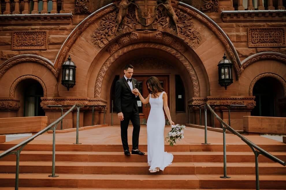 Wedding at Ricarda's | The Atrium, Toronto, Ontario, Lori Waltenbury, 24