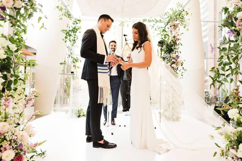 Wedding at Ricarda's | The Atrium, Toronto, Ontario, Lori Waltenbury, 32