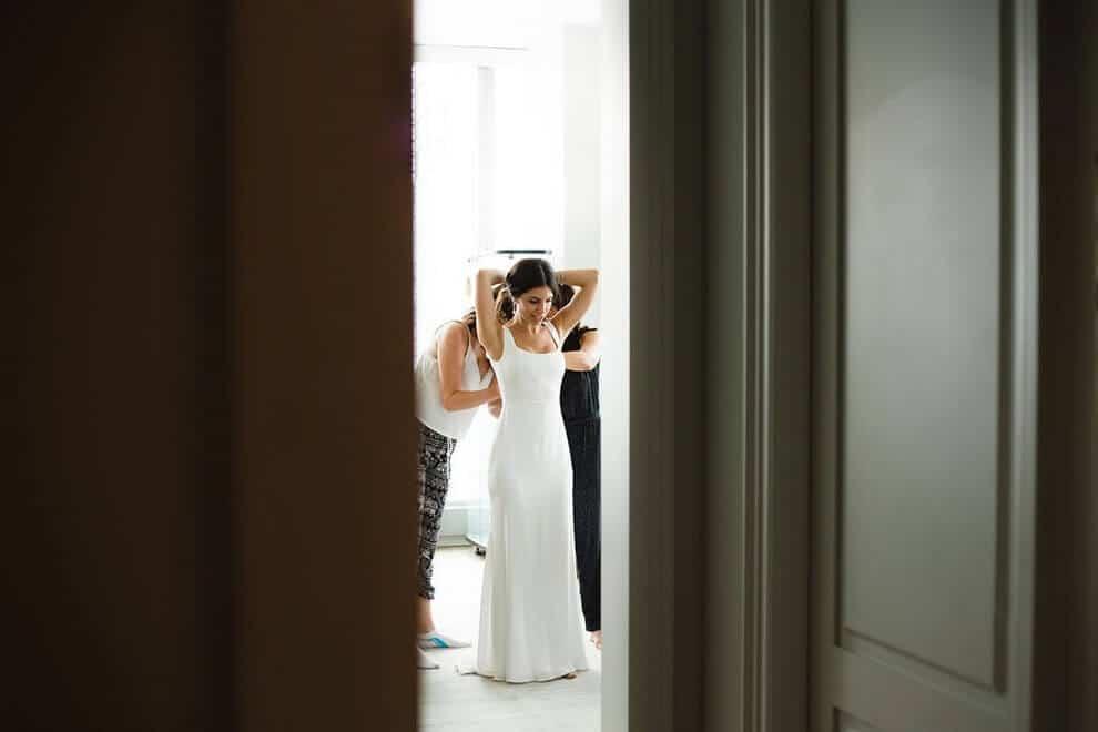 Wedding at Ricarda's | The Atrium, Toronto, Ontario, Lori Waltenbury, 5