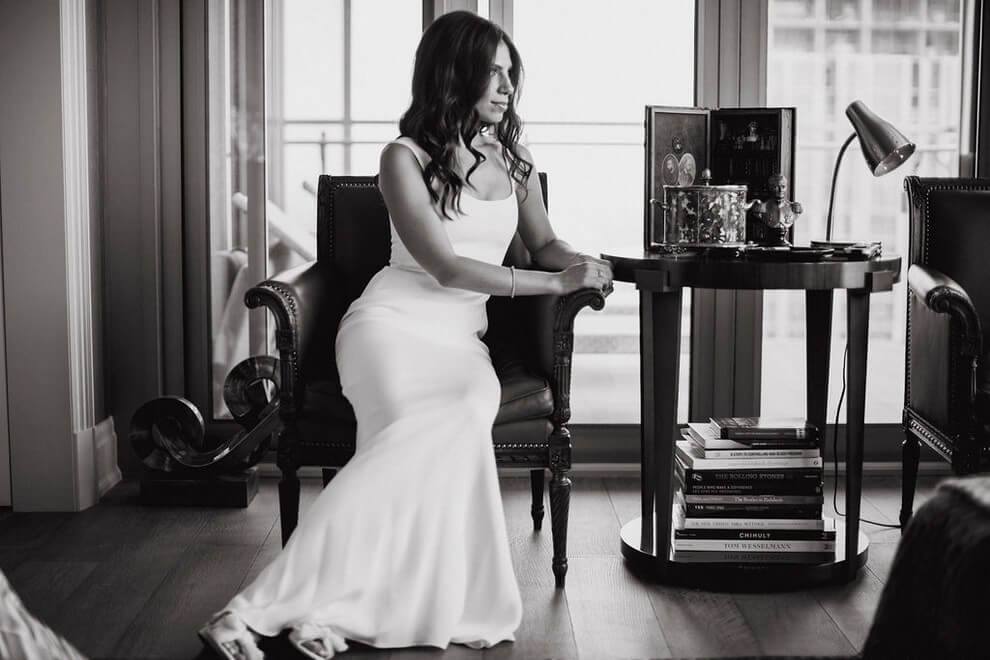 Wedding at Ricarda's | The Atrium, Toronto, Ontario, Lori Waltenbury, 6