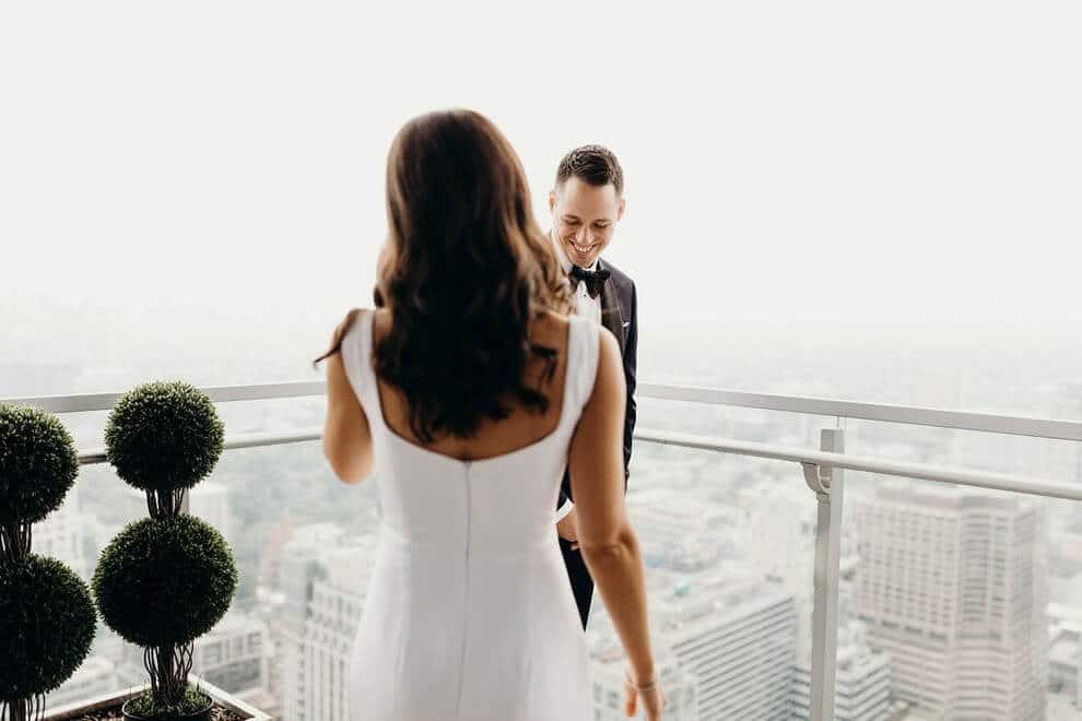 Wedding at Ricarda's | The Atrium, Toronto, Ontario, Lori Waltenbury, 18