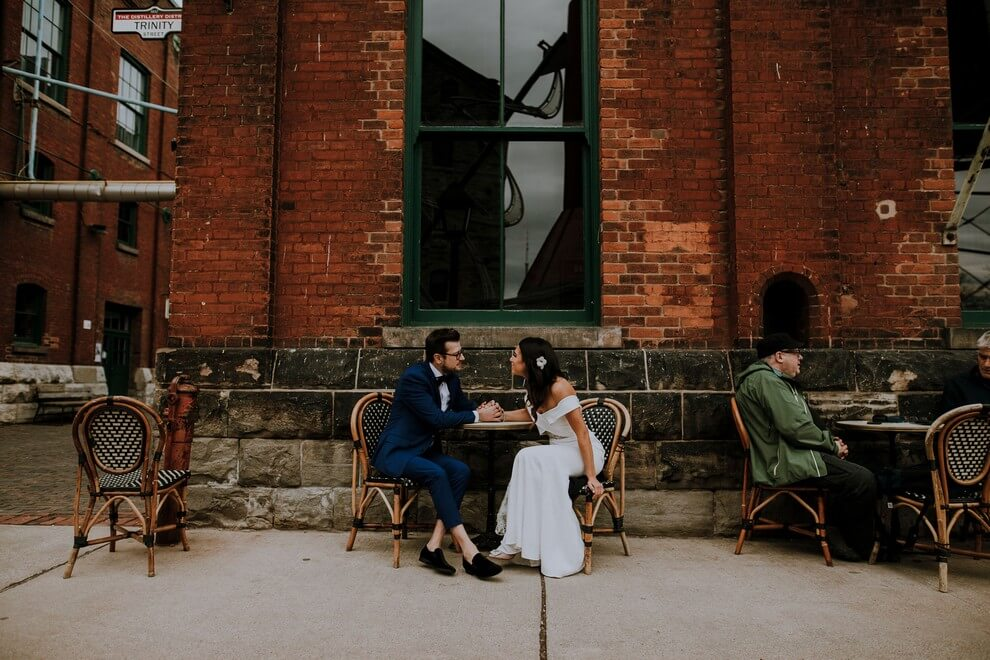 Wedding at The Globe and Mail Centre, Toronto, Ontario, Lori Waltenbury, 17