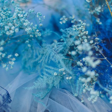 Patchouli Floral Design featured in 11 Floral Trends You Need to Know About for 2020
