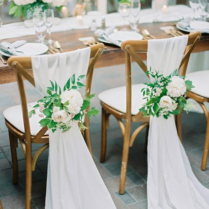 """Bloom & Co. featured in Sonia and Chris Say """"I Do"""" at the Organic Madsen's Banquet Hall"""