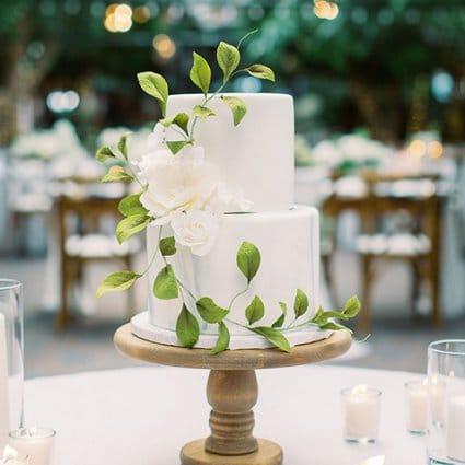 """Joni and Cake featured in Sonia and Chris Say """"I Do"""" at the Organic Madsen's Banquet Hall"""