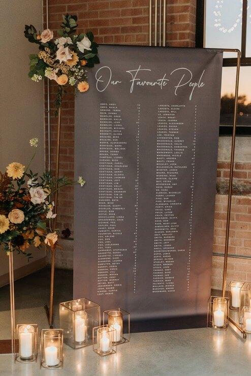 15 toronto wedding planners share their favourite weddings from last season, 63