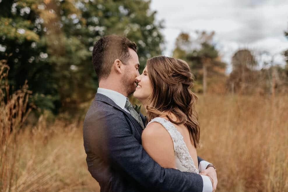 Gorgeous Fall Wedding