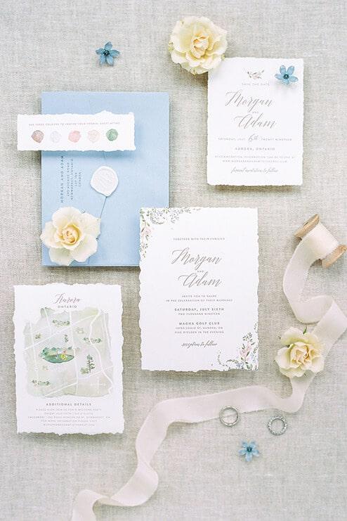 15 toronto wedding planners share their favourite weddings from last season, 4