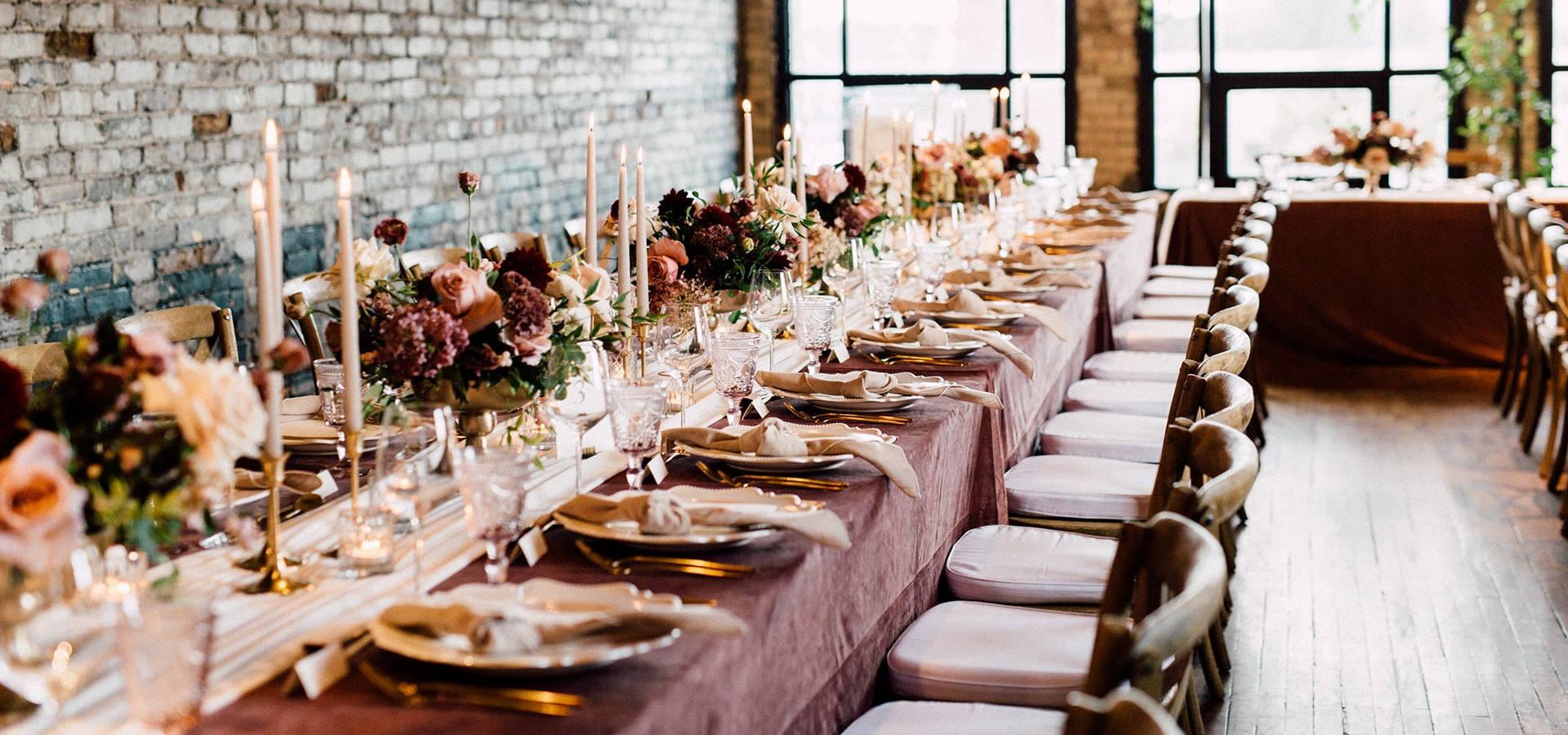 Hero image for 15 Toronto Wedding Planners Share Their Favourite Weddings From Last Season