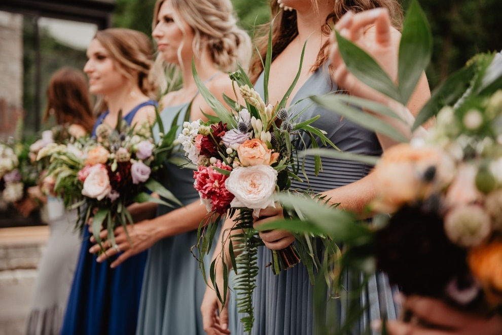 five perks of a hosting a spring wedding, 1