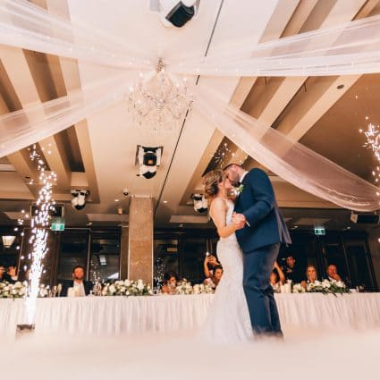 Thumbnail for 5 Secrets to Having the Best Wedding Reception EVER