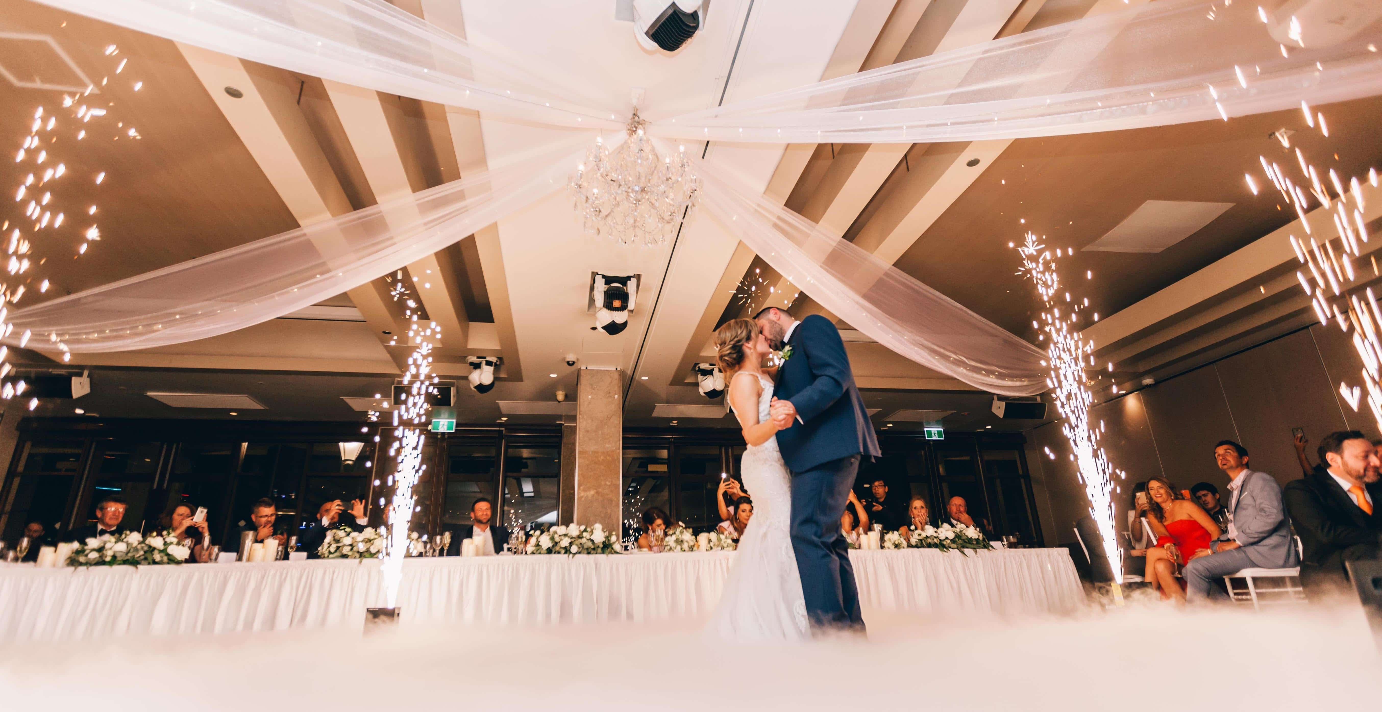 Hero image for 5 Secrets to Having the Best Wedding Reception EVER
