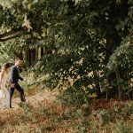 Thumbnail for Courtney and Tyler's Gorgeous Fall Wedding at the Symes