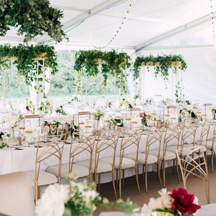 The Manor featured in Event Venues with Outdoor Tented Space