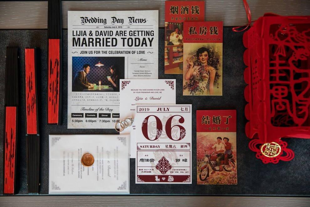 Wedding at St. Regis Toronto, Toronto, Ontario, AGI Studio, 1
