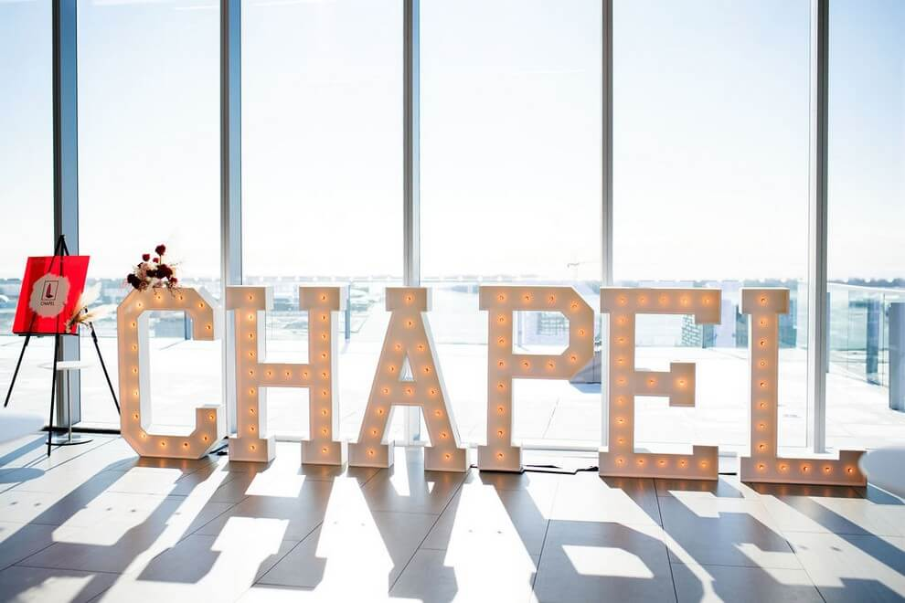 Pop-Up Chapel