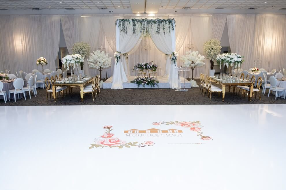 mississauga convention center winter 2020 wedding fair open house, 1