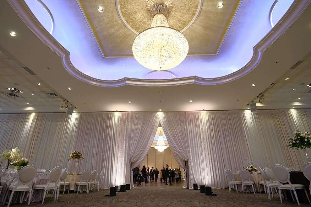 mississauga convention center winter 2020 wedding fair open house, 12