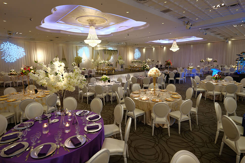 mississauga convention center winter 2020 wedding fair open house, 3