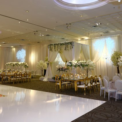 Thumbnail for Mississauga Convention Center Winter 2020 Wedding Fair Open H…