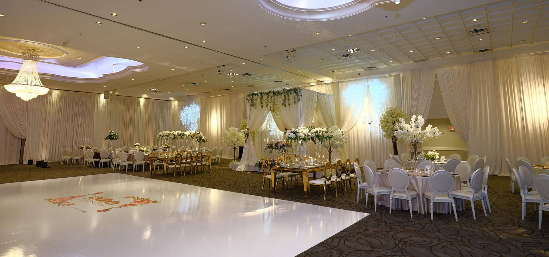 Hero image for Mississauga Convention Center Winter 2020 Wedding Fair Open House