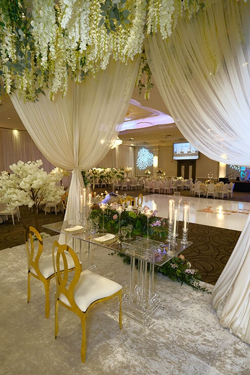 mississauga convention center winter 2020 wedding fair open house, 5